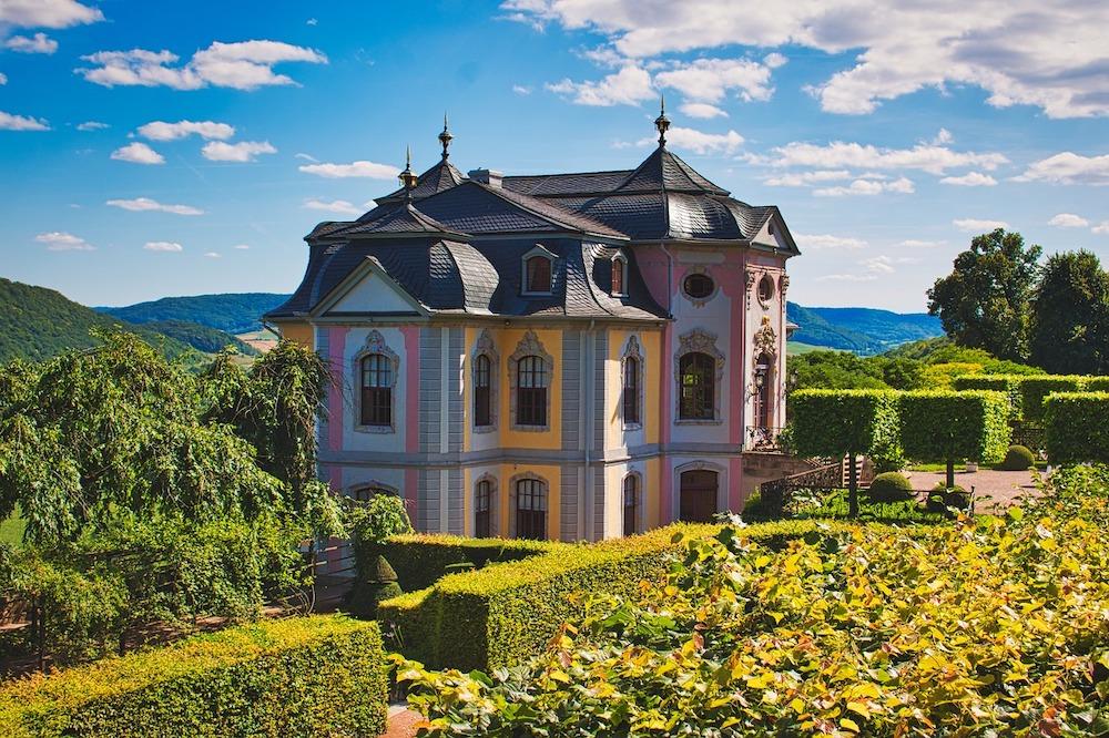 Rokoko-Schloss, Dornburger Schlösser