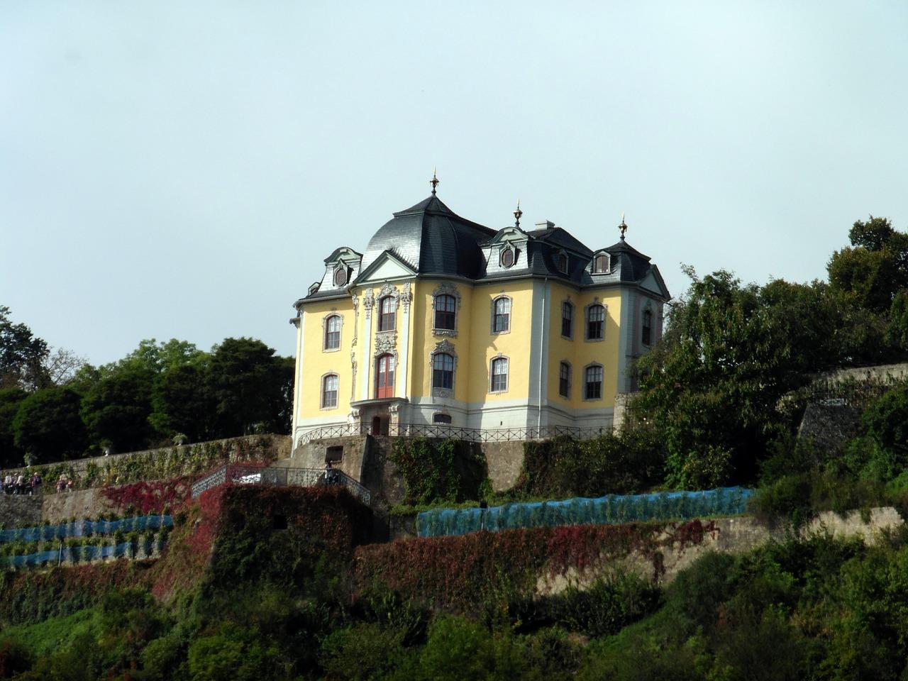 Dornburger Renaissance-Schloss