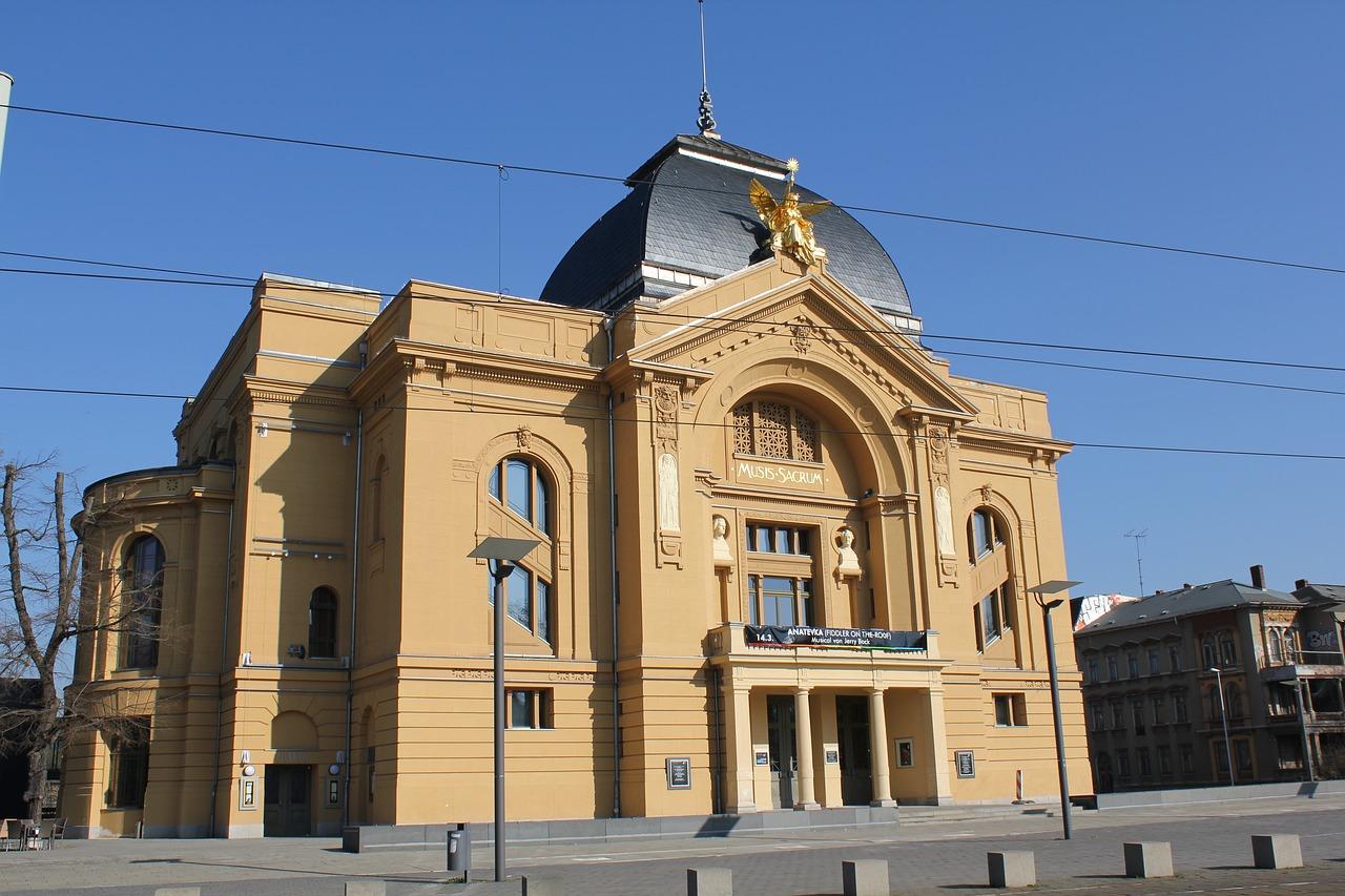 Sehenswürdigkeiten um Jena: Theater in Gera