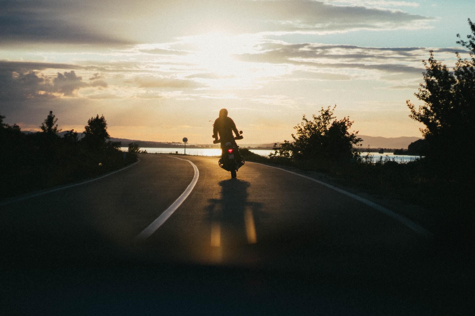 Motorradtour neigt sich dem Ende