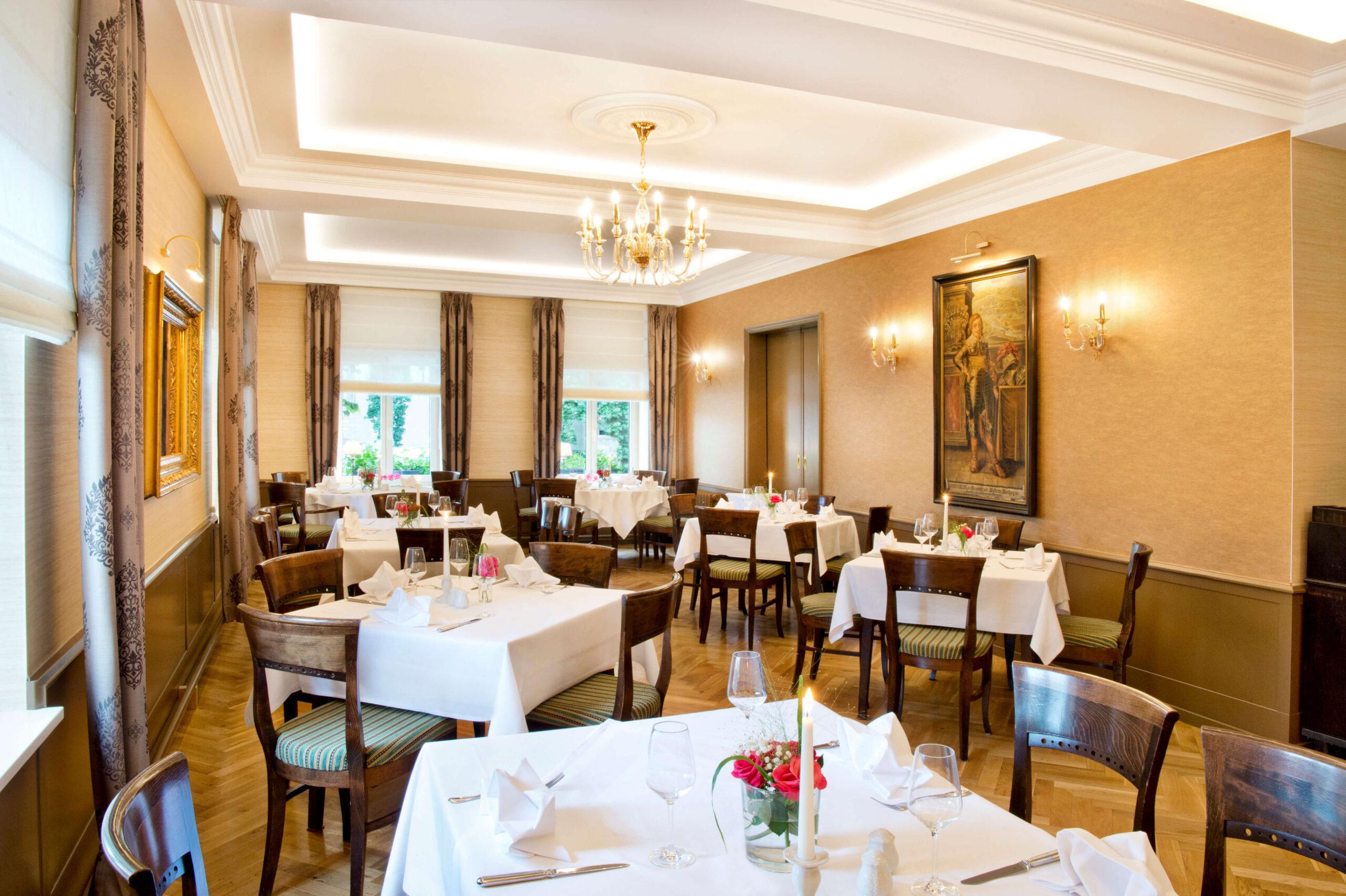 Hotel and restaurant in Jena